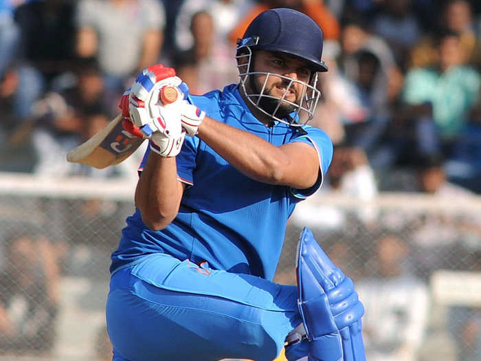 cricketers tribute suresh raina as he takes retirement from international cricket