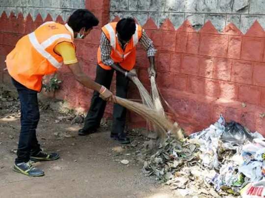 सफाई कामगाराचा प्रामाणिकपणा