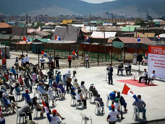 रूस और चीन से काफी अलग है मंगोलिया