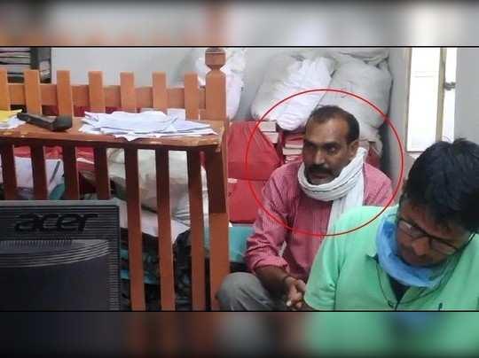 भीलवाड़ा में दलाल गिरफ्तार, कहा- बिना रिश्वत तहसीलदार कमरे में घुसने नहीं देते