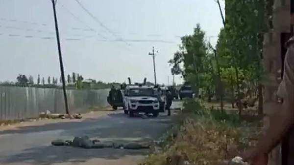 jk top let commander sajjad alias haider killed in baramulla encounter