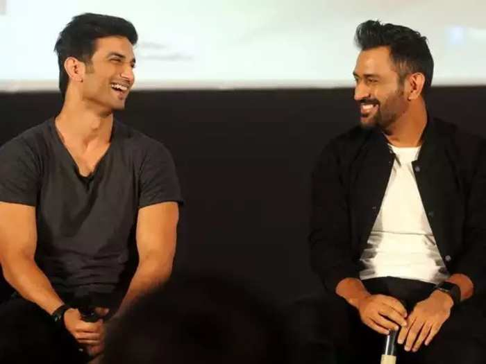why do we feel emotional about sushant singh rajput or mahendra singh dhoni in marathi