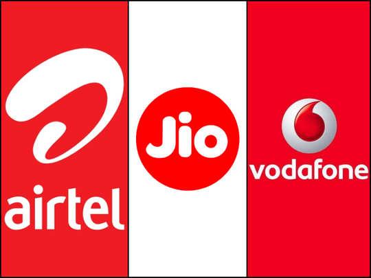 Airtel vs Jio vs Vodafone