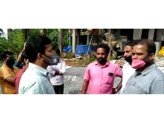 Life Mission Project Controversy in Vadakkanchery