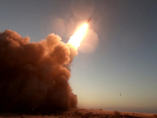 iran successfully tests martyr qassem soleimani missile threatens israel