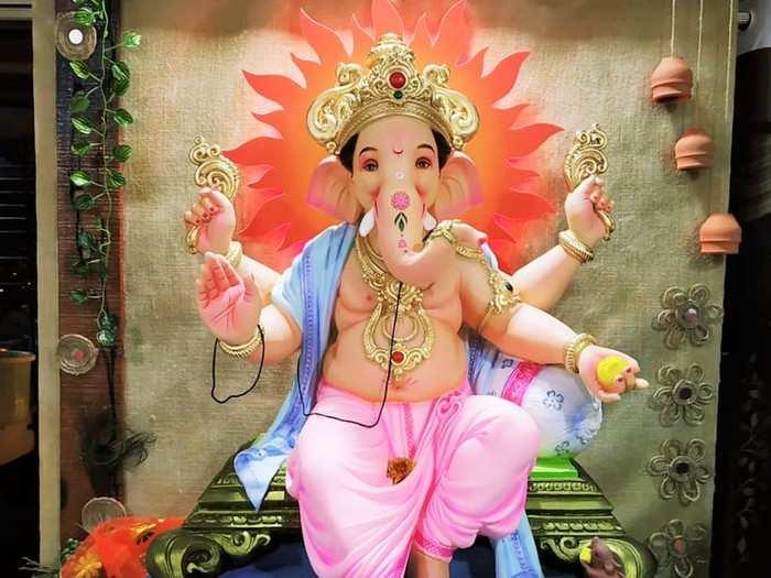 Ganesh Chaturthi shubh muhurat