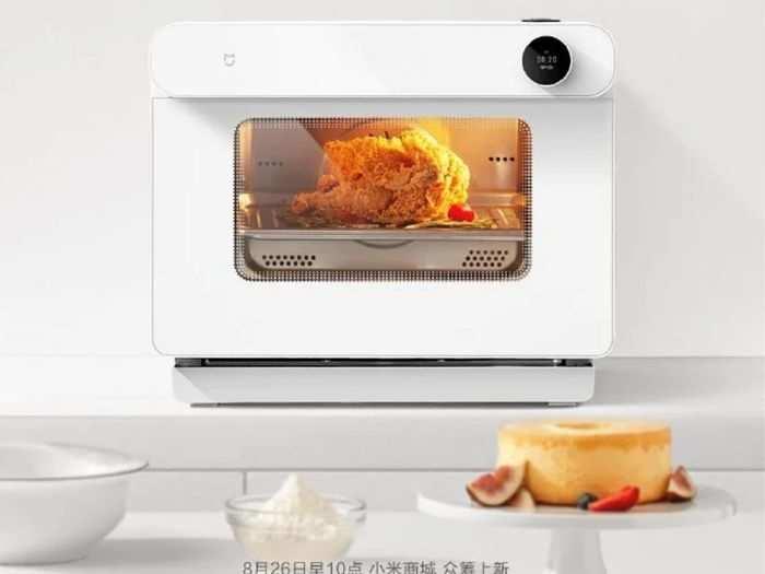 xiaomi smart oven