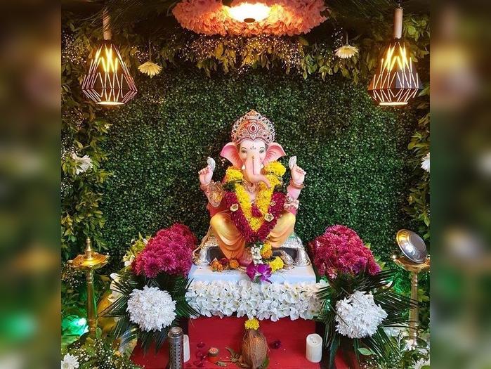 Lord Ganesha Anga Puja