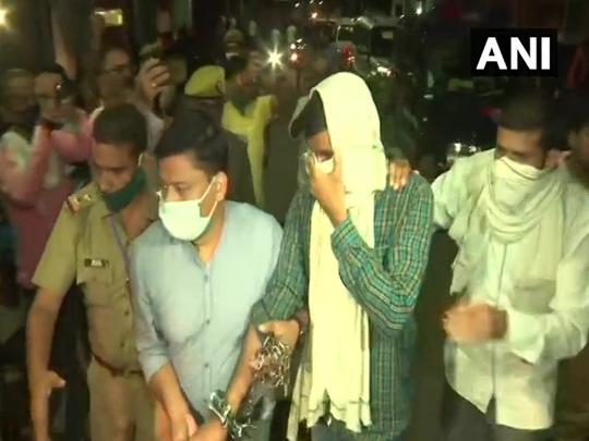 अबू यूसुफ को बलरामपुर लेकर पहुंची दिल्ली पुलिस