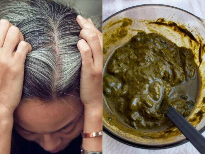 Tips for hair care: सफेद बालों को झट से काला करती है मेहंदी, होते हैं ये 8 और फायदे