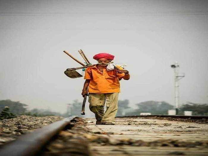 रेलवे की खाली जमीन पर बनेंगे सोलर पावर प्लांट (File Poto)