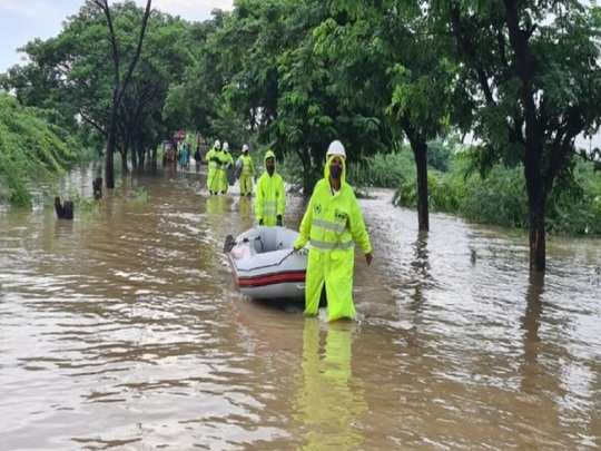 madhya pradesh flood 2020 army called in to help flood-hit hoshangabad district