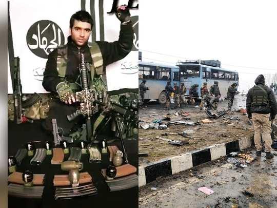 पुलवामा दहशतवादी हल्ला (फाईल फोटो)