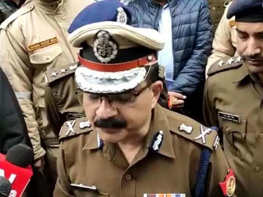 लखनऊ पुलिस कमिश्नर सुजीत पांडेय (फाइल फोटो)