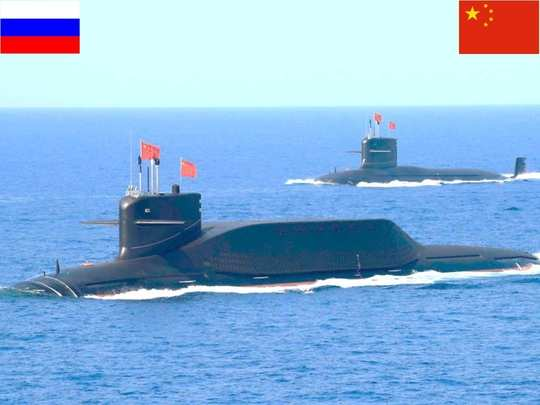 china and russia develop new generation non nuclear submarine amid tension with us
