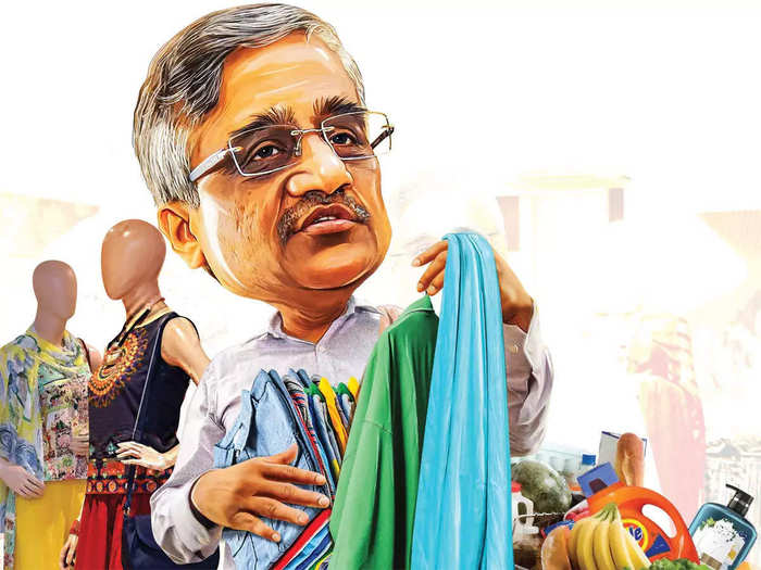 kishore biyani and future group journey, how company seen success and failure