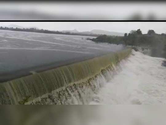 Rain in Rajasthan : डूंगरपुर जिले में बारिश से कई इलाके के रास्ते जाम, बेणेश्वर धाम भी बना टापू
