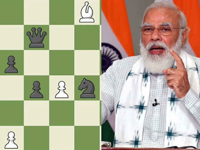 india won gold 1st time in chess olympiad pm narendra modi and others wished team