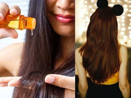 benefits of hot oil treatment for hair and how to do it yourself