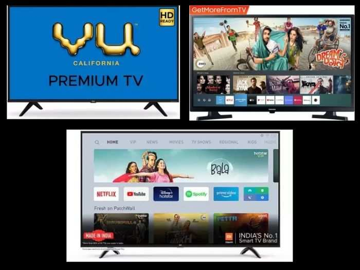 samsung, lg oneplus 32 inch best budget smart tvs under rs 15000