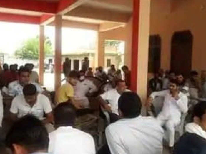 गंगा एक्सप्रेसवे का अलाइनमेंट बदलने पर गरमाई सियासत