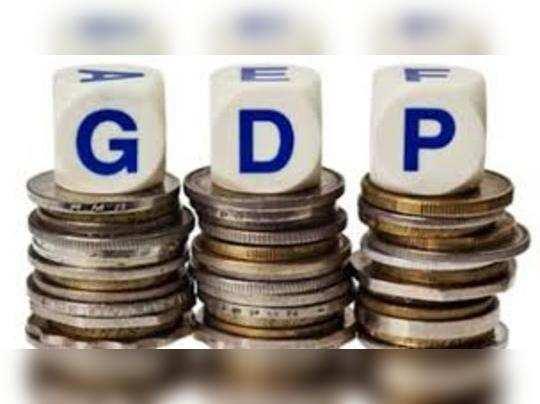 पहली तिमाही में जीडीपी में रेकॉर्ड 23.9 प्रतिशत की गिरावट आई है।