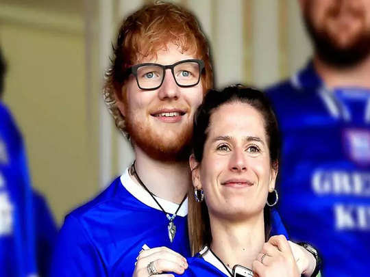 Ed Sheeran And Wife Cherry Seaborn Welcome Baby Girl, They Name Her Lyra Antarctica