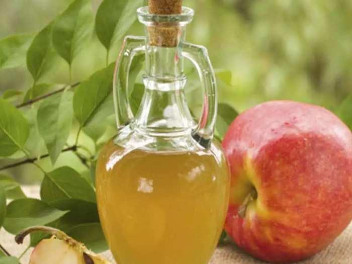 health benefits of drinking apple cider vinegar in marathi