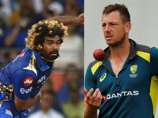 lasith malinga james pattinson