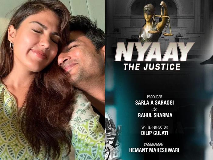 Exclusive: वकील अशोक सरोवगी की पत्नी ने शुरू की सुशांत-रिया पर बेस्ड फिल्म न्याय द जस्टिस की शूटिंग
