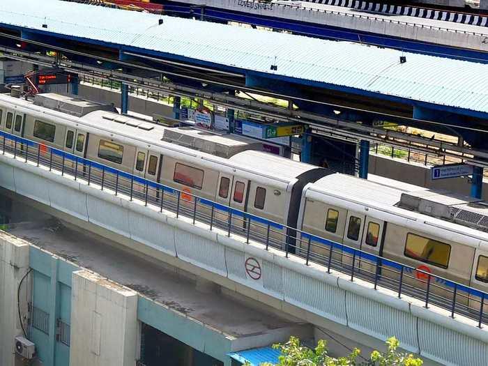 gurgaon metro kab se chalegi? huda city centre and rapid metro rail update