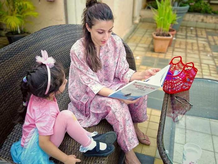 soha ali khan follow these diet plan for increasing immunity power of daughter in marathi