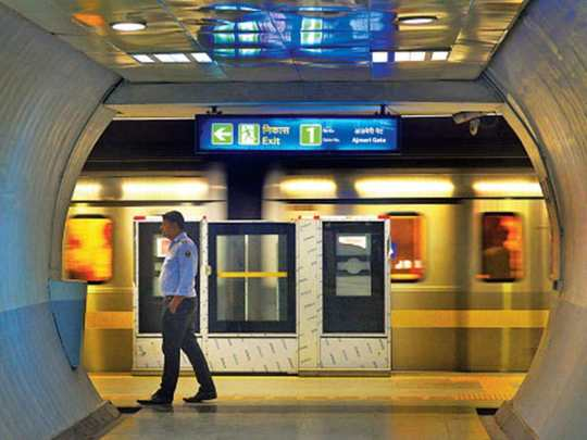 delhi metro stations gates numbers open list operation from 7 september