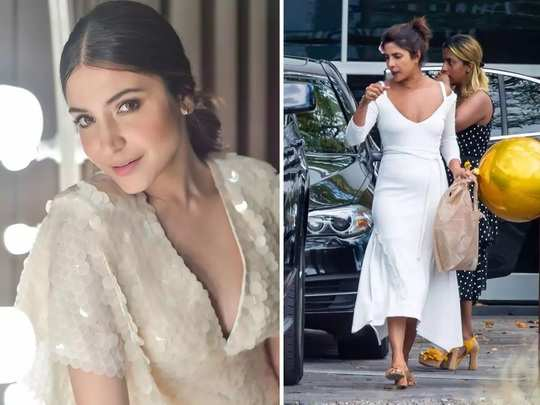 polka dots dress memes after anushka sharma pregnancy news people says next number will be priyanka chopra in marathi