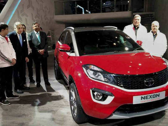 tata nexon registers 127 percent in growth in terms of sale