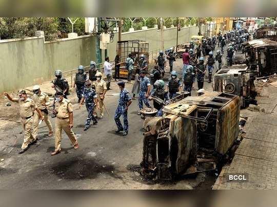 Bengaluru Riots - BCCL