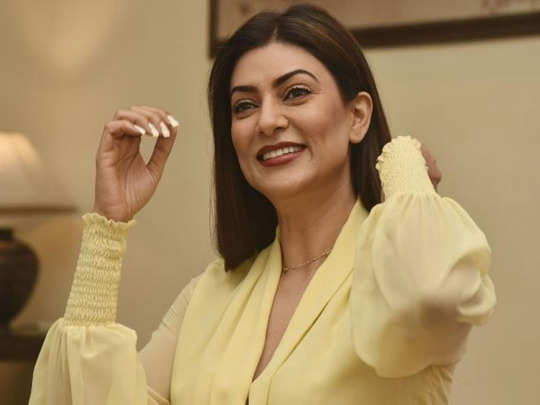 things about sushmita sen which inspires other women to love themselves and live their life the way they want