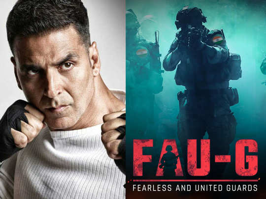Akshay Kumar is the mentor of FAU:G game