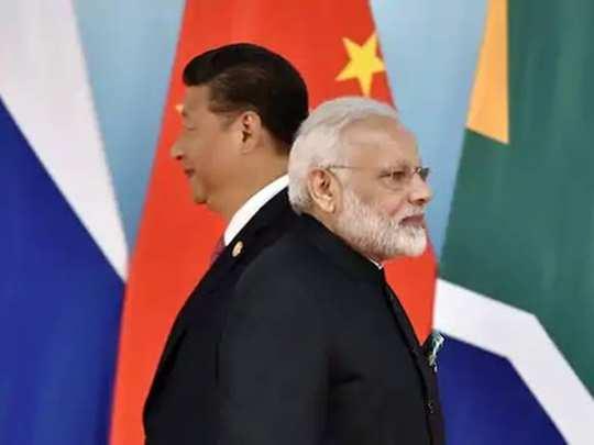 India China Modi Jinping