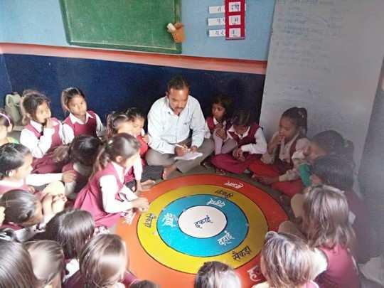 sanjay kumar jain of tikamgarh gets national teachers award 2020
