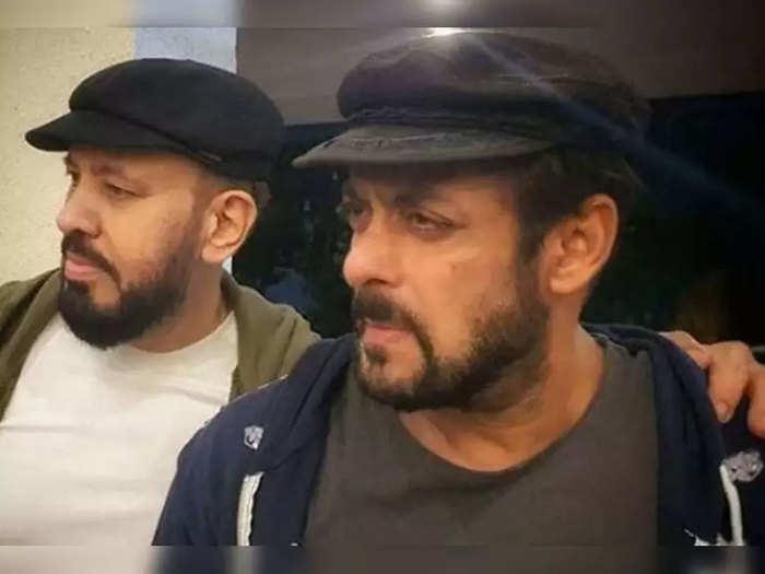 सलमान खान के साथ शेरा