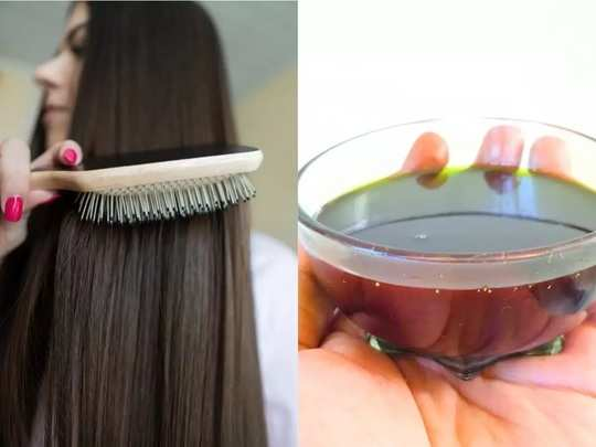 home remedies for hair how to make natural oil for hair growth and black hair in marathi