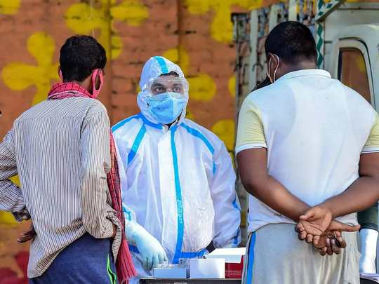 coronavirus cases india now number 2 after rural regions see spike