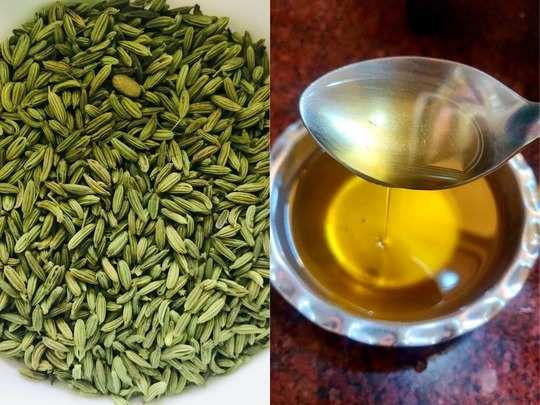 how to make saunf or fennel oil and use it for hair growth