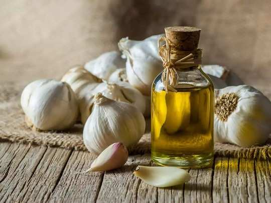 natural remedies tips how to make garlic oil for hair growth in marathi