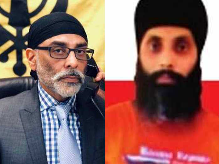 Khalistani-Terrorists