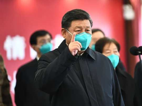 china win over coronavirus, world health organization told truth