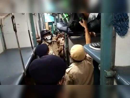 Nagaur news : संपर्क -क्रांति एक्सप्रेस में आतंकवादी होने की सूचना से मचा हड़कंप, सुरक्षा एजेंसियां हुई अलर्ट!
