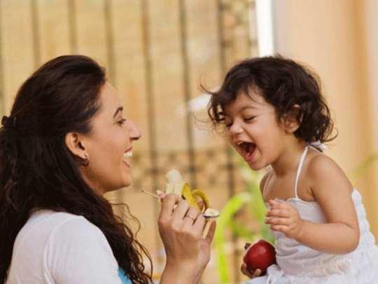 suji or rava food recipes for baby in marathi