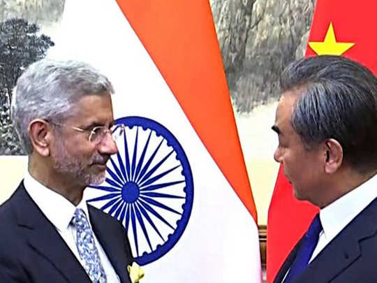jaishankar and wang yi
